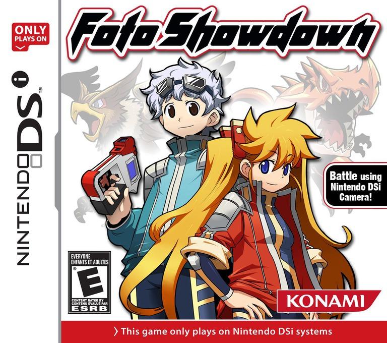 Foto Showdown DS coverHQ (DMFE)
