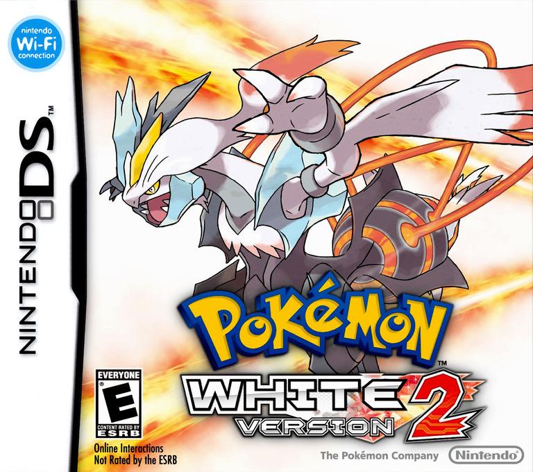 Pokémon - White Version 2 DS coverHQ (IRDO)