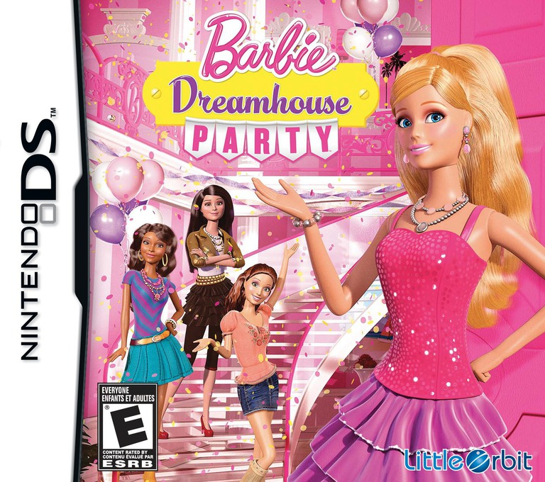 Barbie Dreamhouse Party DS coverHQ (TBAE)