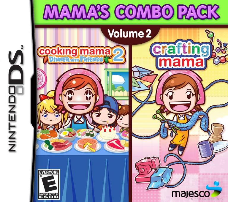 Mama's Combo Pack - Volume 2 DS coverHQ (TCZE)