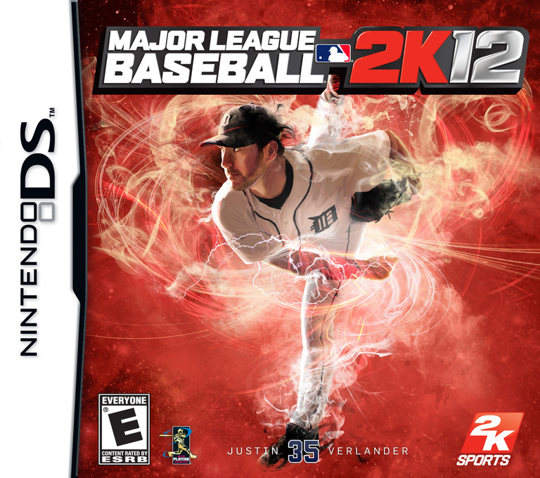 Major League Baseball 2K12 DS coverHQ (TMLE)