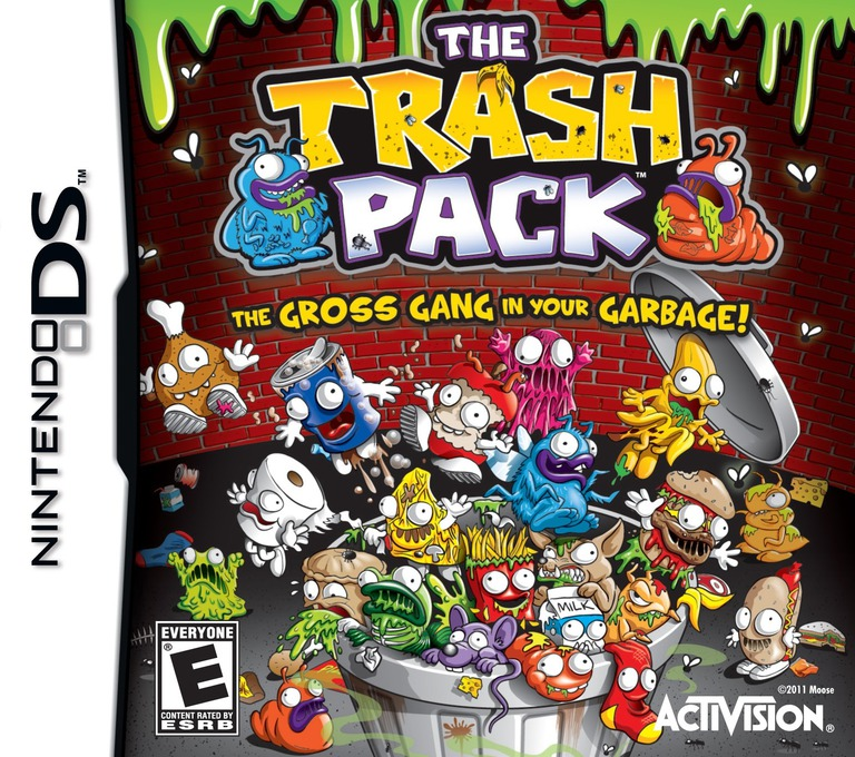 The Trash Pack DS coverHQ (TPAE)