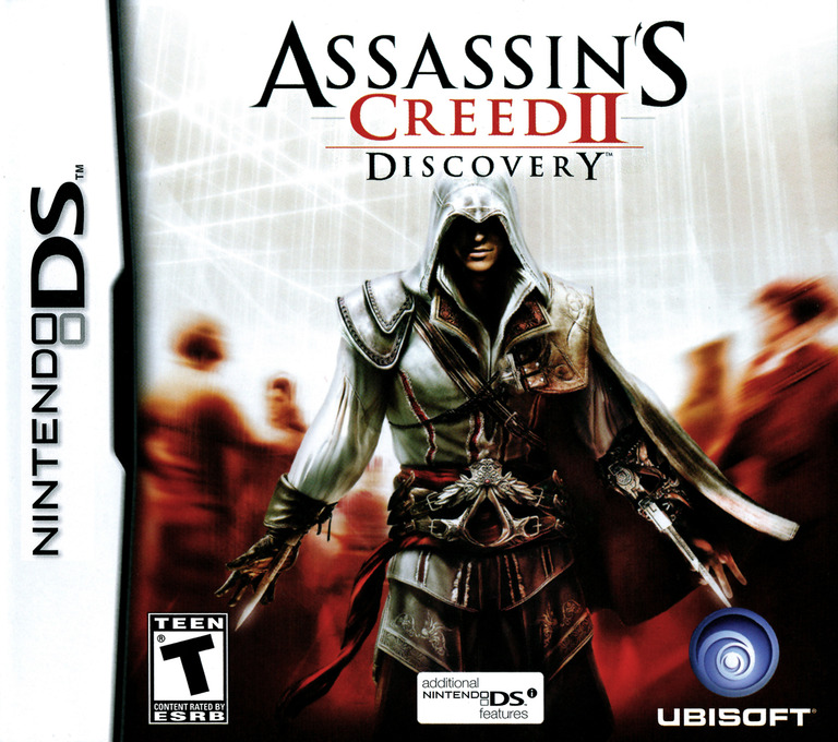 Assassin's Creed II - Discovery DS coverHQ (VACE)