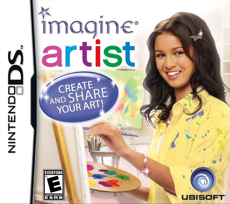 Imagine - Artist DS coverHQ (VATE)