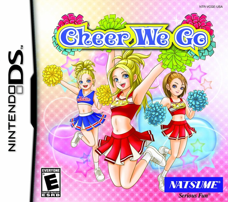 Cheer We Go DS coverHQ (VCGE)