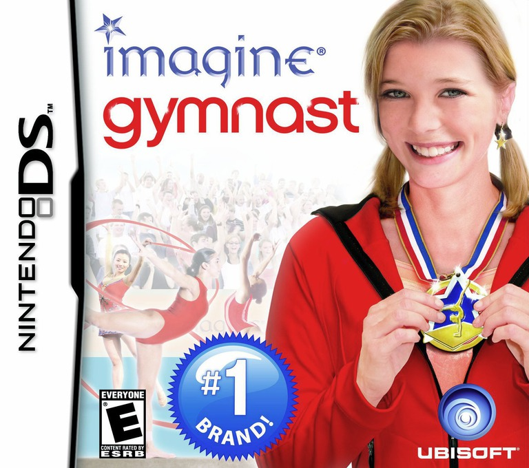 Imagine - Gymnast DS coverHQ (VGYE)