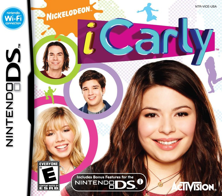 iCarly DS coverHQ (VICE)