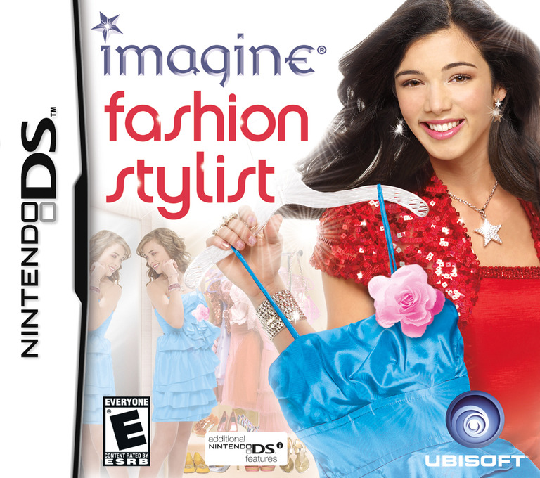 Imagine - Fashion Stylist DS coverHQ (VIFE)