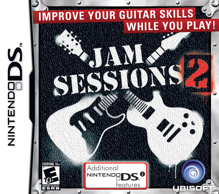 Jam Sessions 2 DS coverHQ (VJSE)