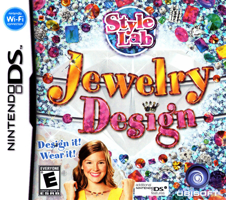 Style Lab - Jewelry Design DS coverHQ (VJWE)