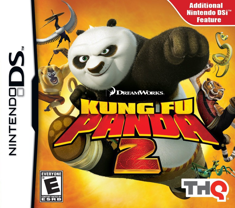 Kung Fu Panda 2 DS coverHQ (VKUE)