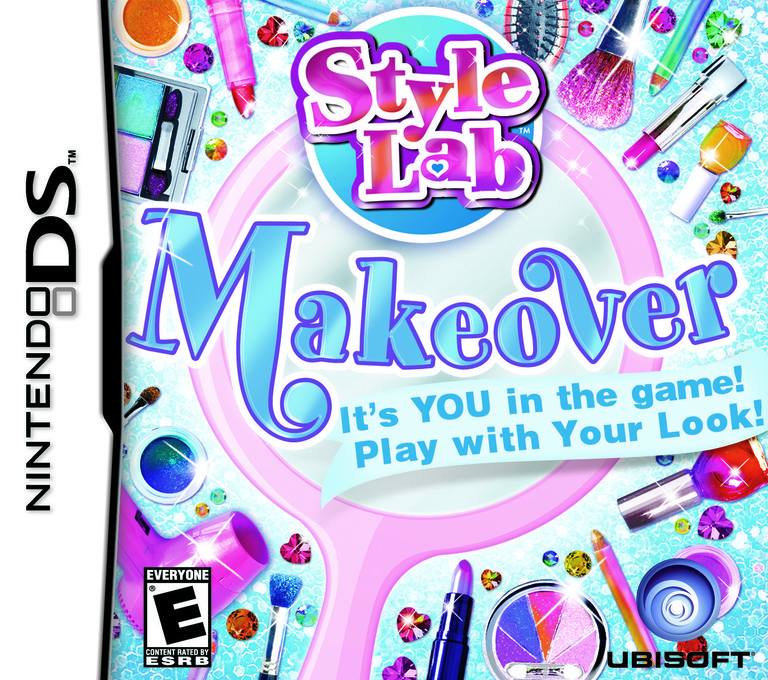 Style Lab - Makeover DS coverHQ (VMOE)