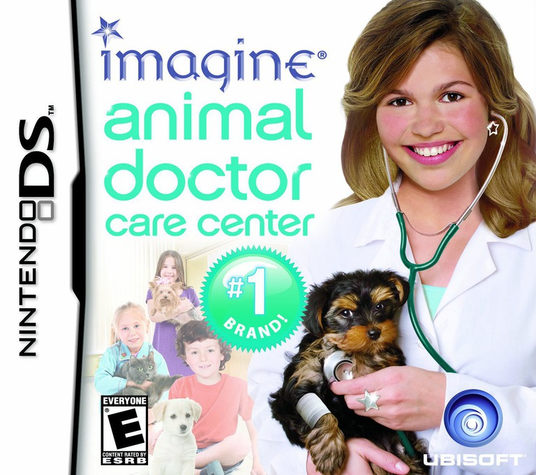 Imagine - Animal Doctor Care Center DS coverHQ (VPVE)