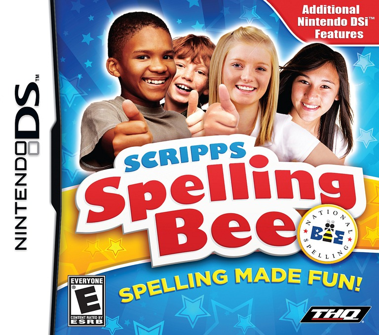 Scripps Spelling Bee DS coverHQ (VSPE)