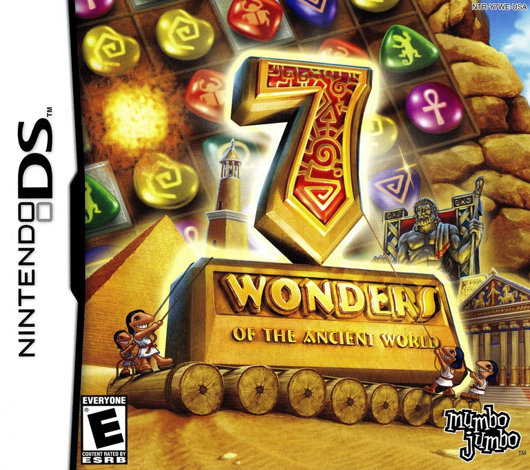 7 Wonders of the Ancient World DS coverHQ (Y7WE)