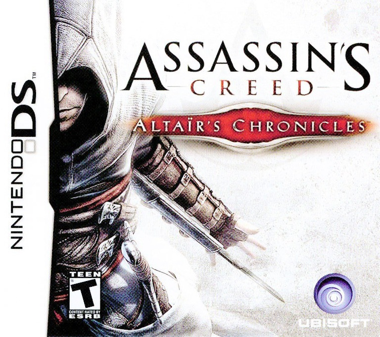 Assassin's Creed - Altaïr's Chronicles DS coverHQ (YAHE)