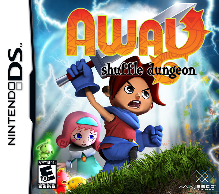 Away - Shuffle Dungeon DS coverHQ (YAWE)