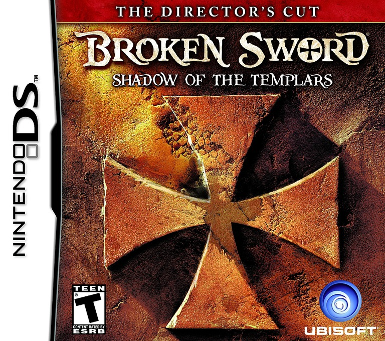 Broken Sword - Shadow of the Templars - The Director's Cut DS coverHQ (YB7E)