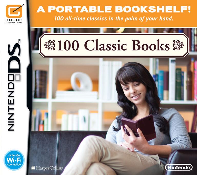 100 Classic Books DS coverHQ (YBNE)
