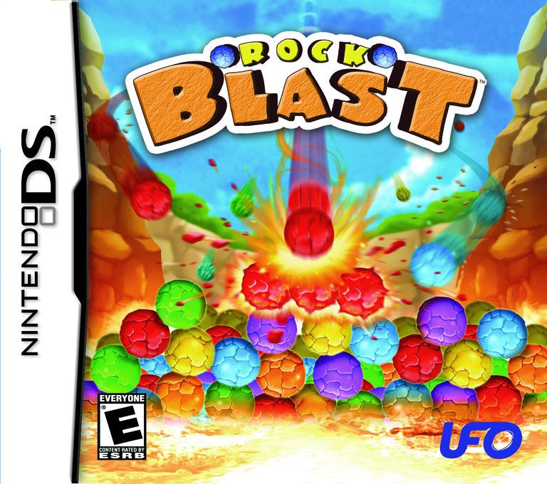 Rock Blast DS coverHQ (YCGE)