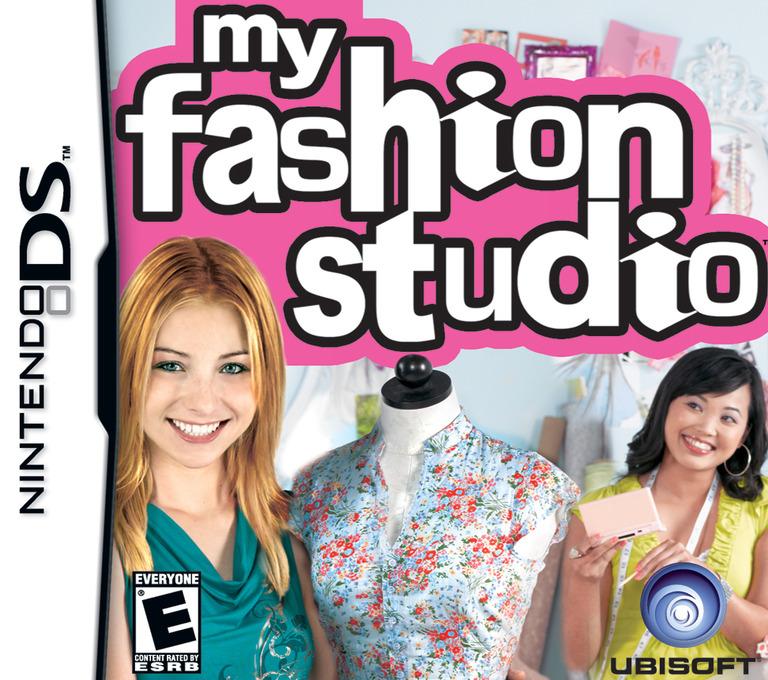 My Fashion Studio DS coverHQ (YF9E)