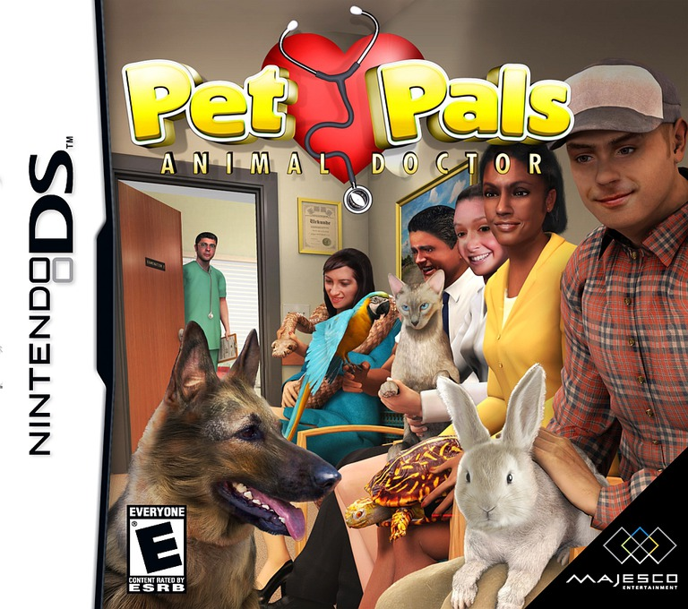 Pet Pals - Animal Doctor DS coverHQ (YFPE)