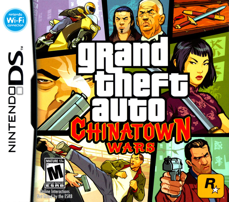 Grand Theft Auto - Chinatown Wars DS coverHQ (YGXE)