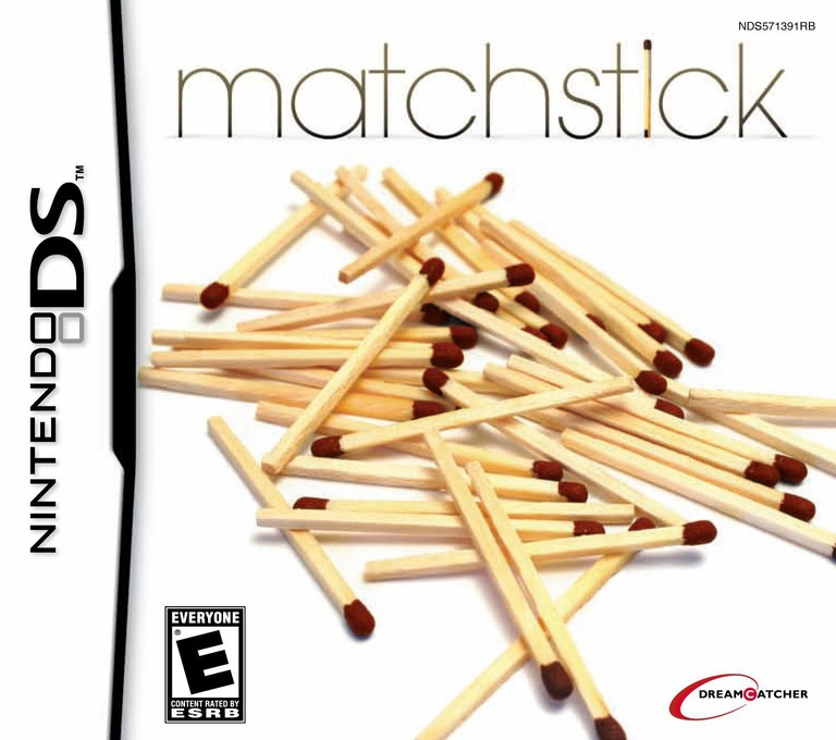 Matchstick DS coverHQ (YIIE)
