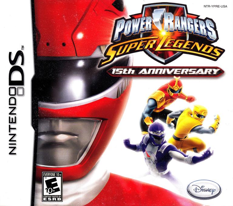 Power Rangers - Super Legends DS coverHQ (YPRE)
