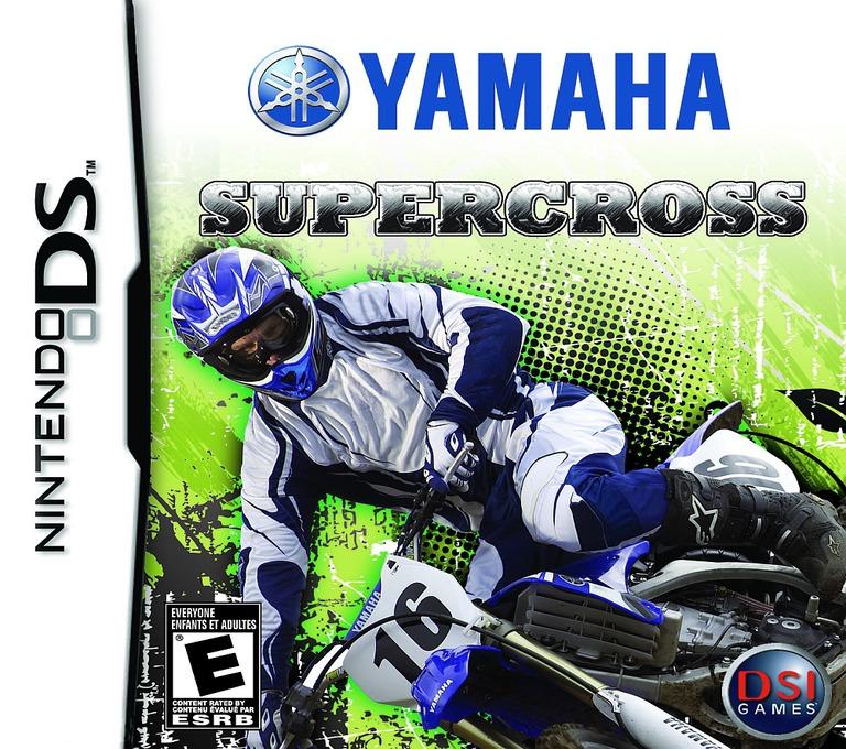 Yamaha Supercross DS coverHQ (YQXE)