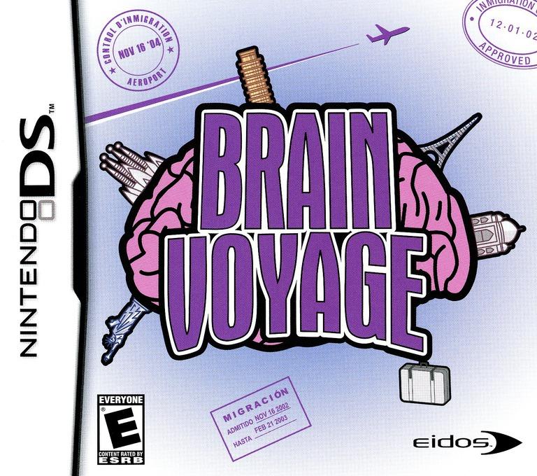 Brain Voyage DS coverHQ (YSQE)