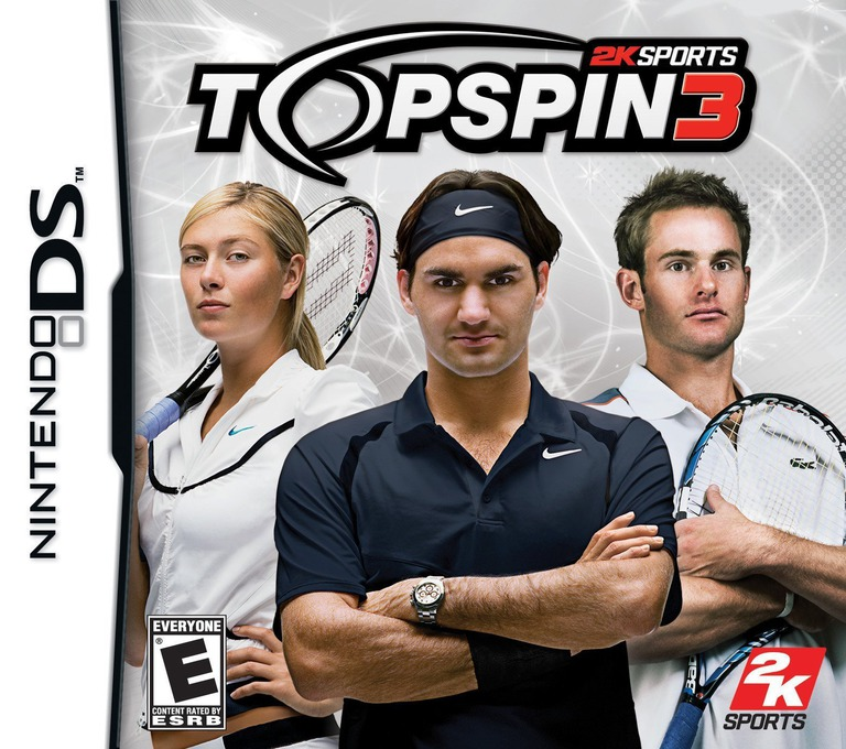 Top Spin 3 DS coverHQ (YUXE)