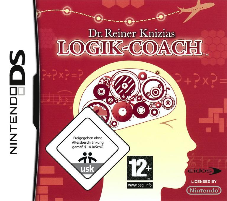 Dr Reiner Knizias Logik-Coach DS coverHQ2 (YSQP)
