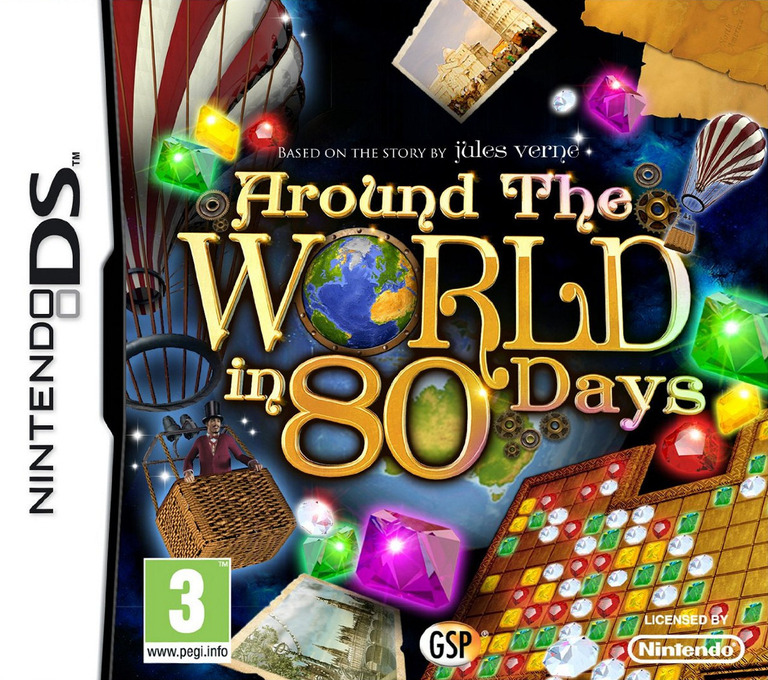 Around the World in 80 Days DS coverHQ2 (BW8P)