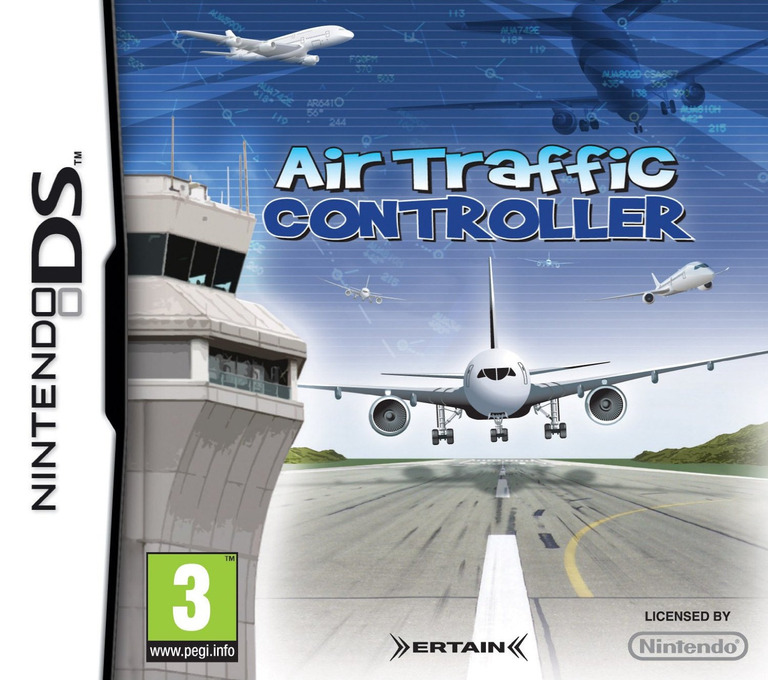 I Am an... Air Traffic Controller by DS DS coverHQ2 (CAOP)