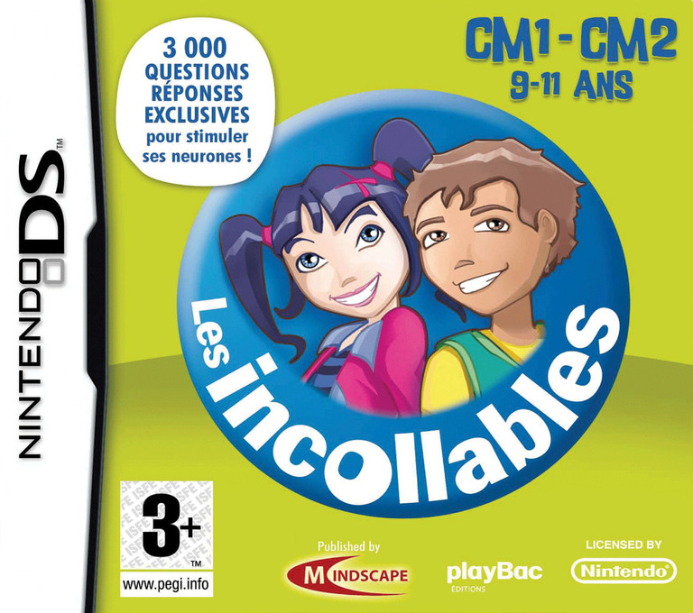 Les Incollables CM1-CM2 DS coverHQ2 (YEVF)