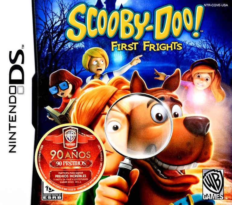 Scooby-Doo! - First Frights DS coverHQ2 (CQVE)