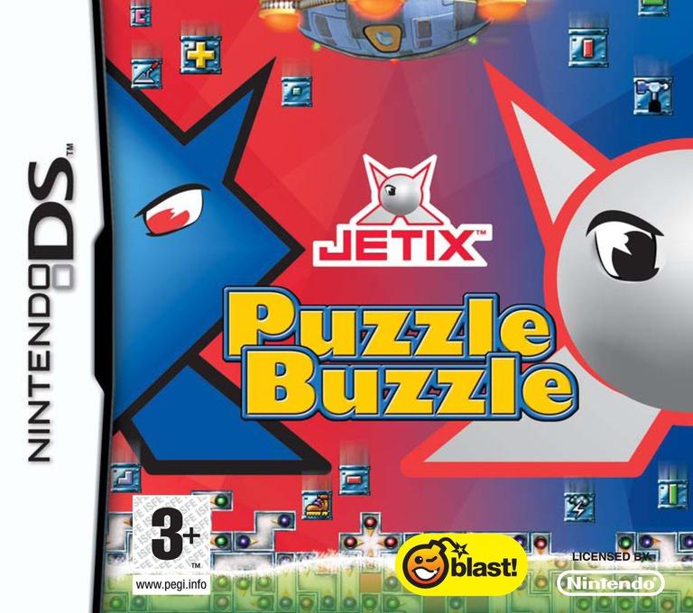 Jetix Puzzle Buzzle DS coverHQB (YJXP)