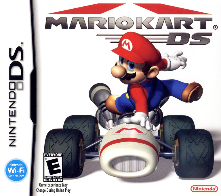 Mario Kart DS DS coverHQB (AMCE)