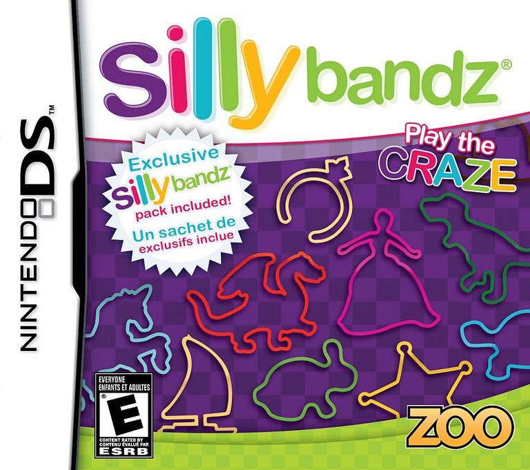 Sillybandz DS DS coverHQB (BZEE)
