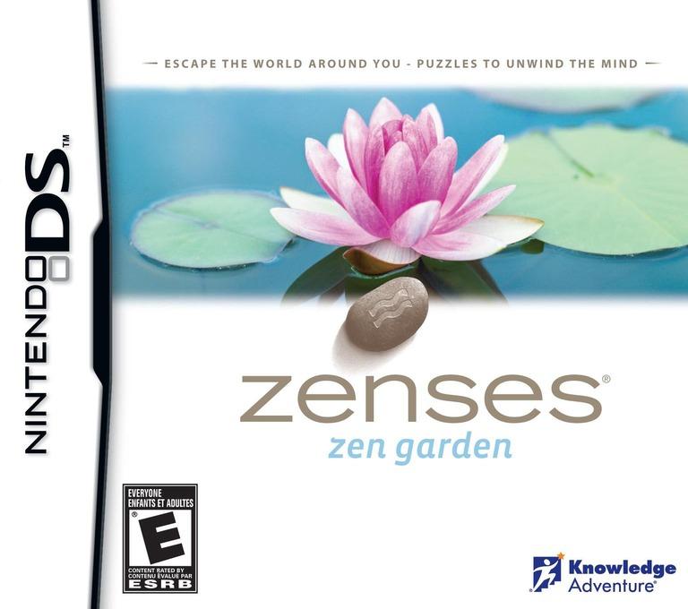 Zenses - Zen Garden DS coverHQB (BZGE)