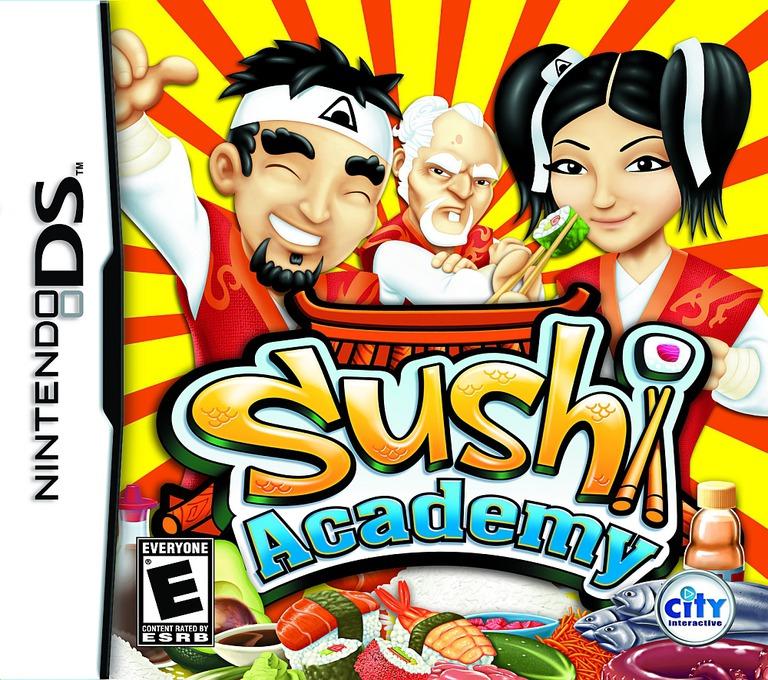 Sushi Academy DS coverHQB (CSDE)