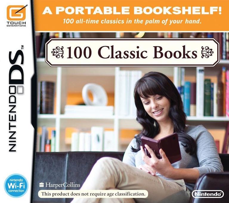 100 Classic Books DS coverHQB (YBNE)