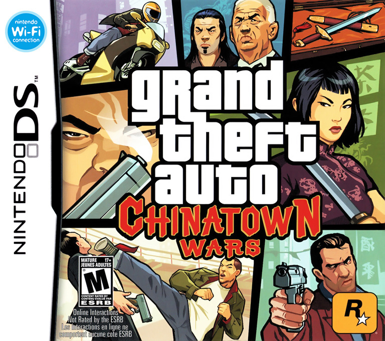 Grand Theft Auto - Chinatown Wars DS coverHQB (YGXE)