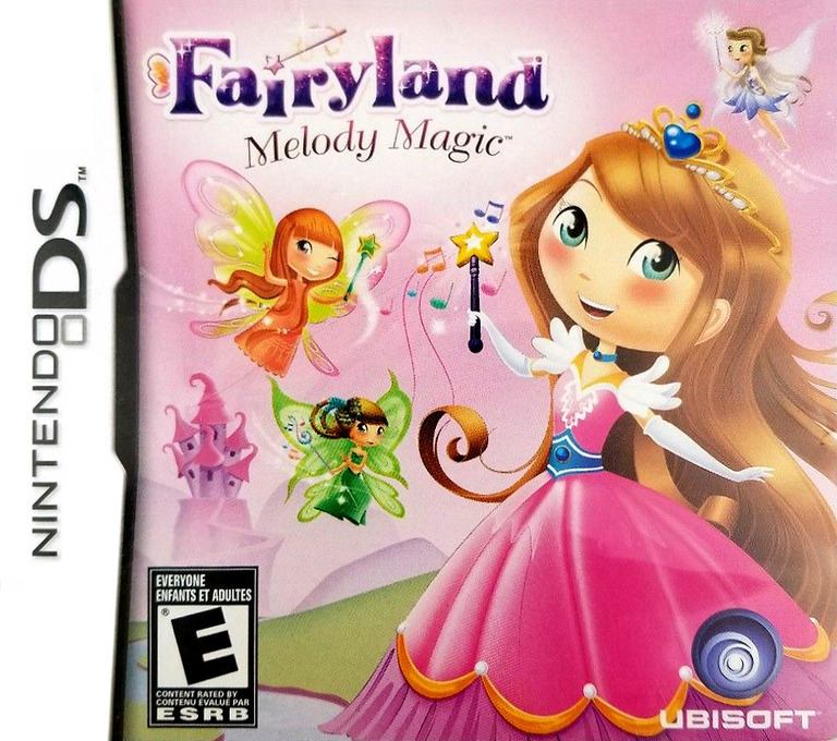 Fairyland - Melody Magic DS coverHQB2 (BFCE)