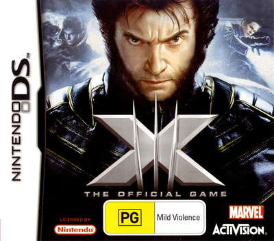 X-Men - The Official Game DS coverM (A3XP)