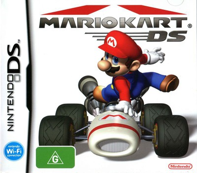 Mario Kart DS DS coverM (AMCP)