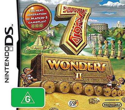 7 Wonders II DS coverM (B7WP)