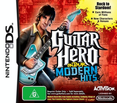 Guitar Hero - On Tour - Modern Hits DS coverM (C6QP)