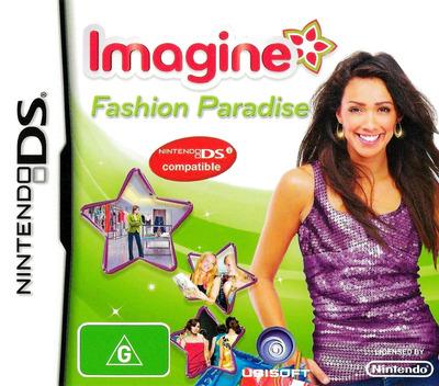 Imagine - Fashion Paradise DS coverM (VIFV)